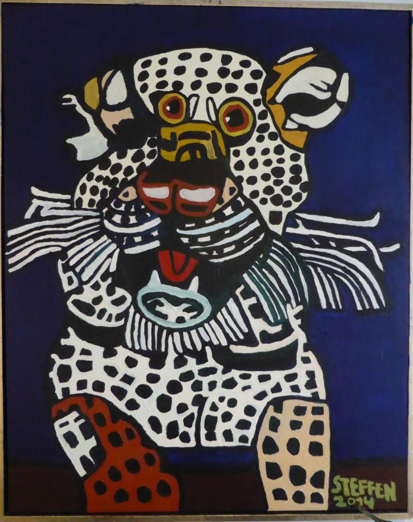 19. Leopard i ATP junglen.